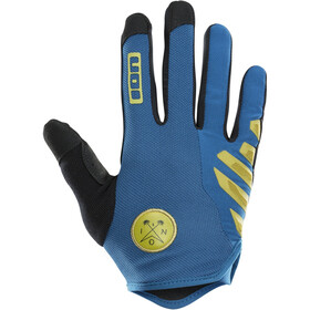 ION Scrub AMP Gloves ocean blue